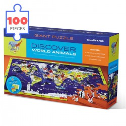 Puzzle + Playset Discover...
