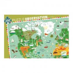 Puzzle Observacion 200p