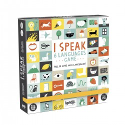 I Speak 6 Languages Game