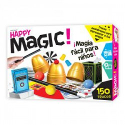 Happy Magic! 150 Trucos
