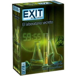 El Laboratorio Secreto
