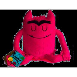 Monstruo de Colores Rosa