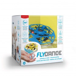 Fly Dance Mini Dron Azul