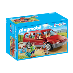 Playmobil Coche Familiar