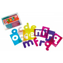 Maxi-Minúsculas (traslúcidas)