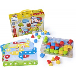 Superpegs - Bright Colors